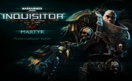 Warhammer 40000: Inquisitor — Martyr