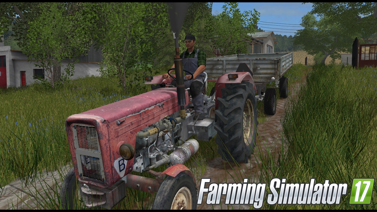 скачать Farming Simulator 17