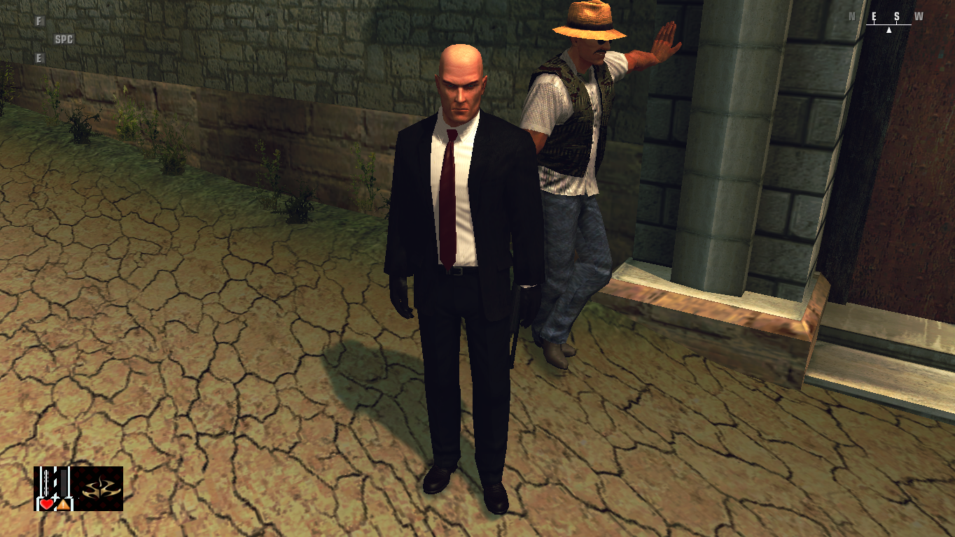 скачать Hitman Blood Money