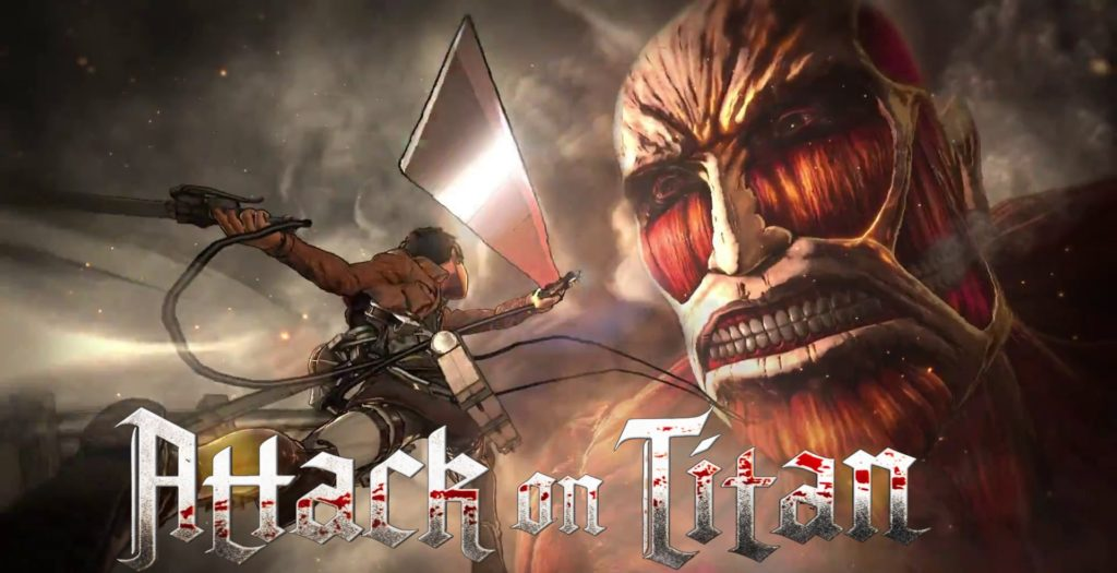 скачать attack on titan wings of freedom