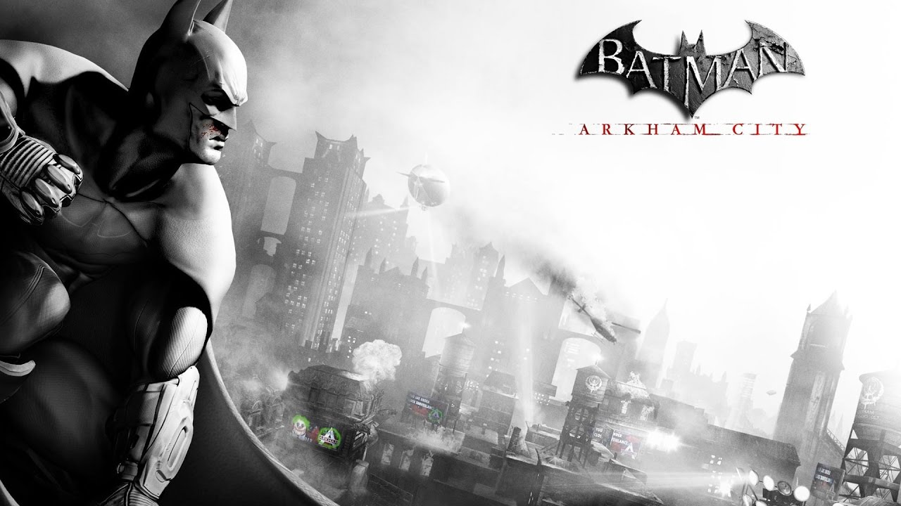 скачать Batman Arkham City