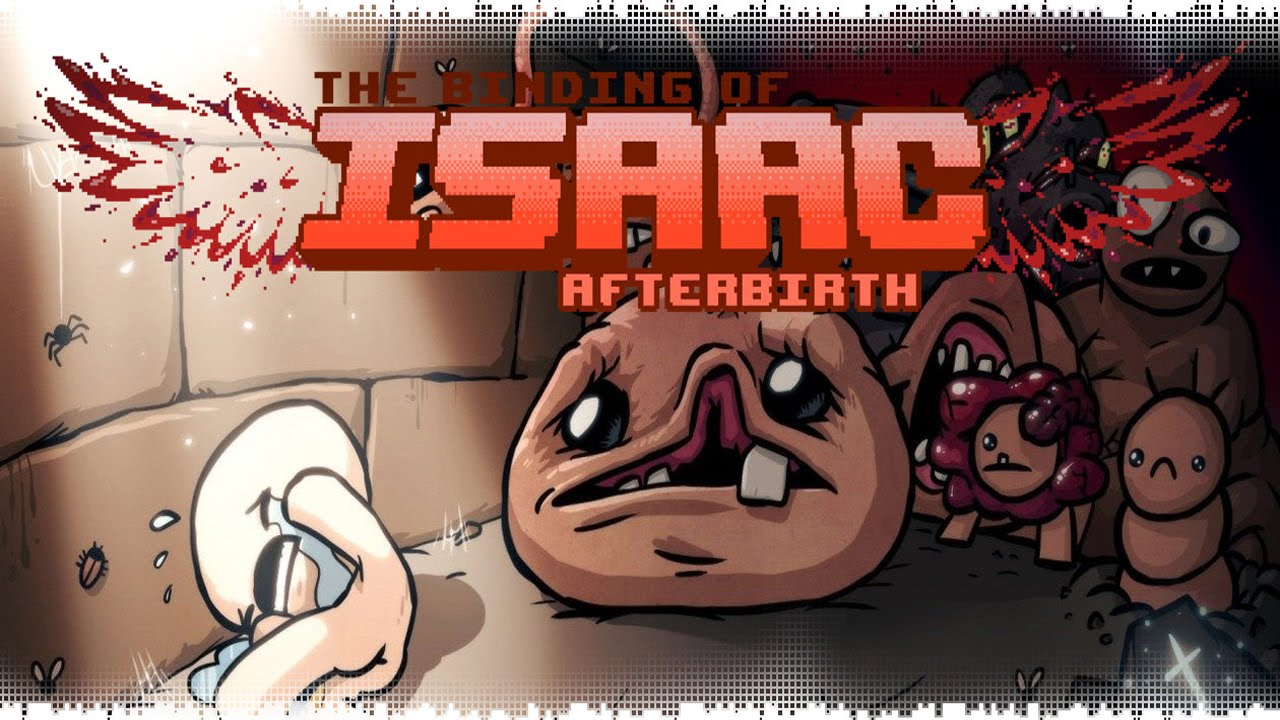 скачать The binding of isaac afterbirth