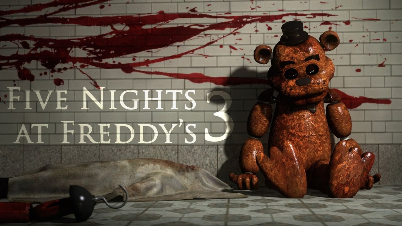 скачать Five Nights at Freddy's 3