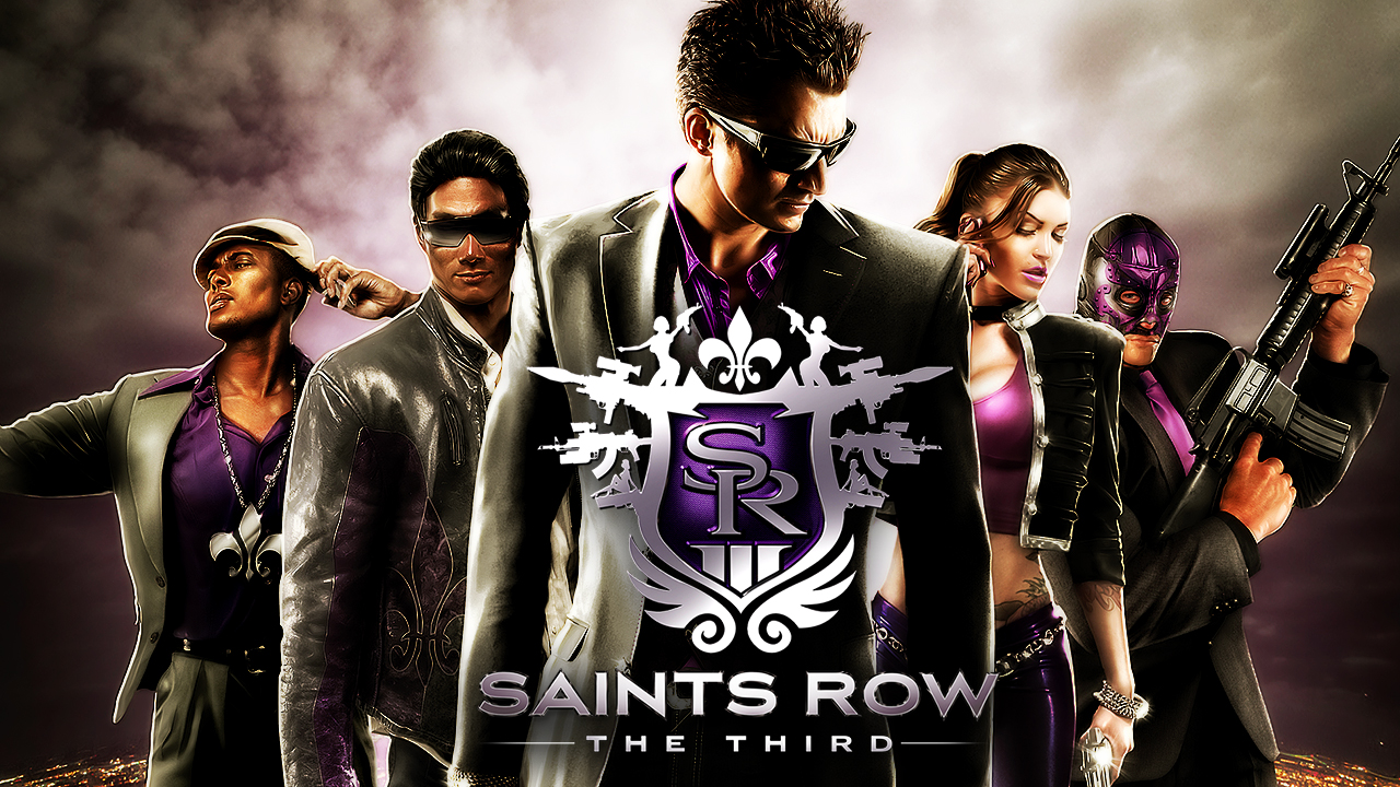 скачать Saints Row 3 The Third