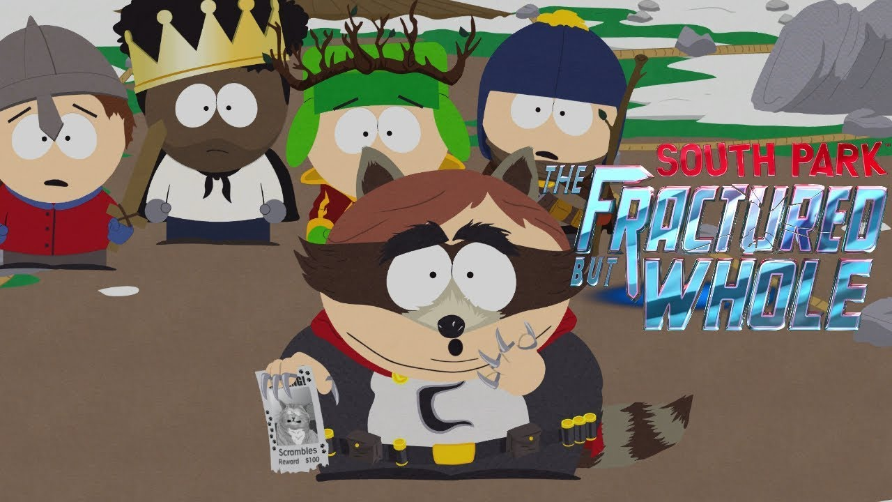 скачать South Park The Fractured But Whole