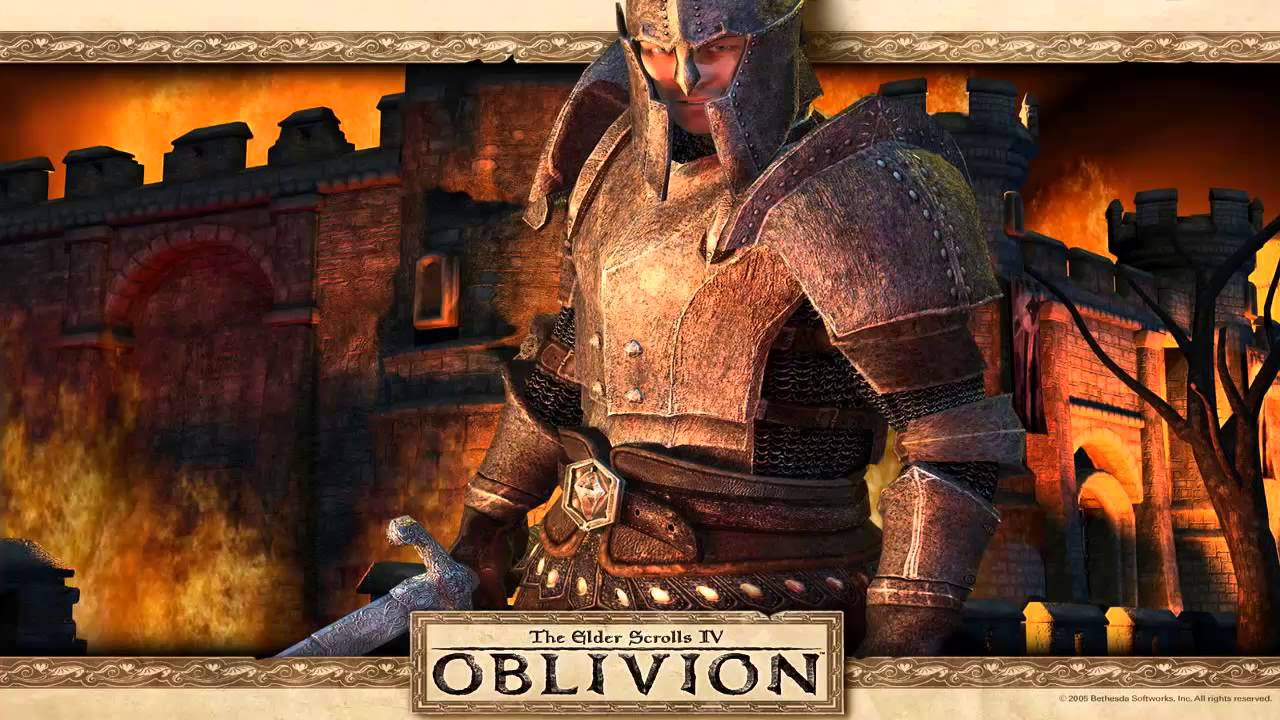 скачать The Elder Scrolls IV Oblivion