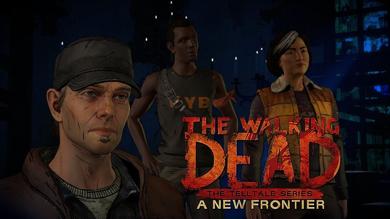 скачать The Walking Dead A New Frontier