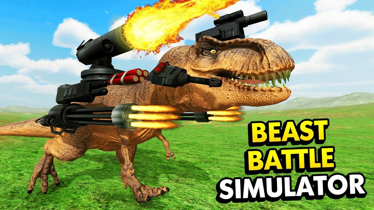 скачать Beast Battle Simulator