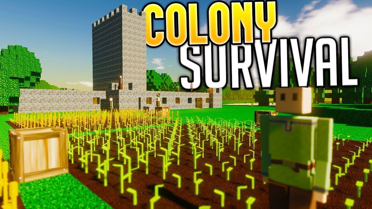 скачать Colony Survival