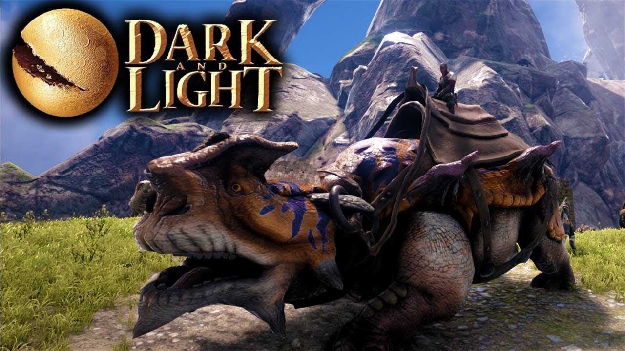 скачать Dark and Light