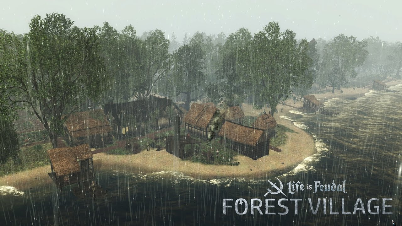 скачать Life is Feudal Forest Village