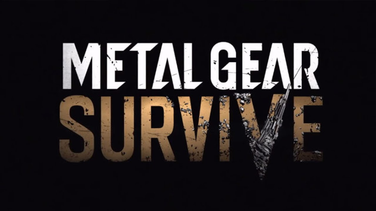 скачать Metal Gear Survive