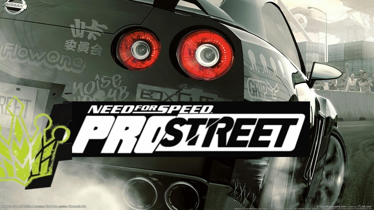 скачать Need For Speed Prostreet