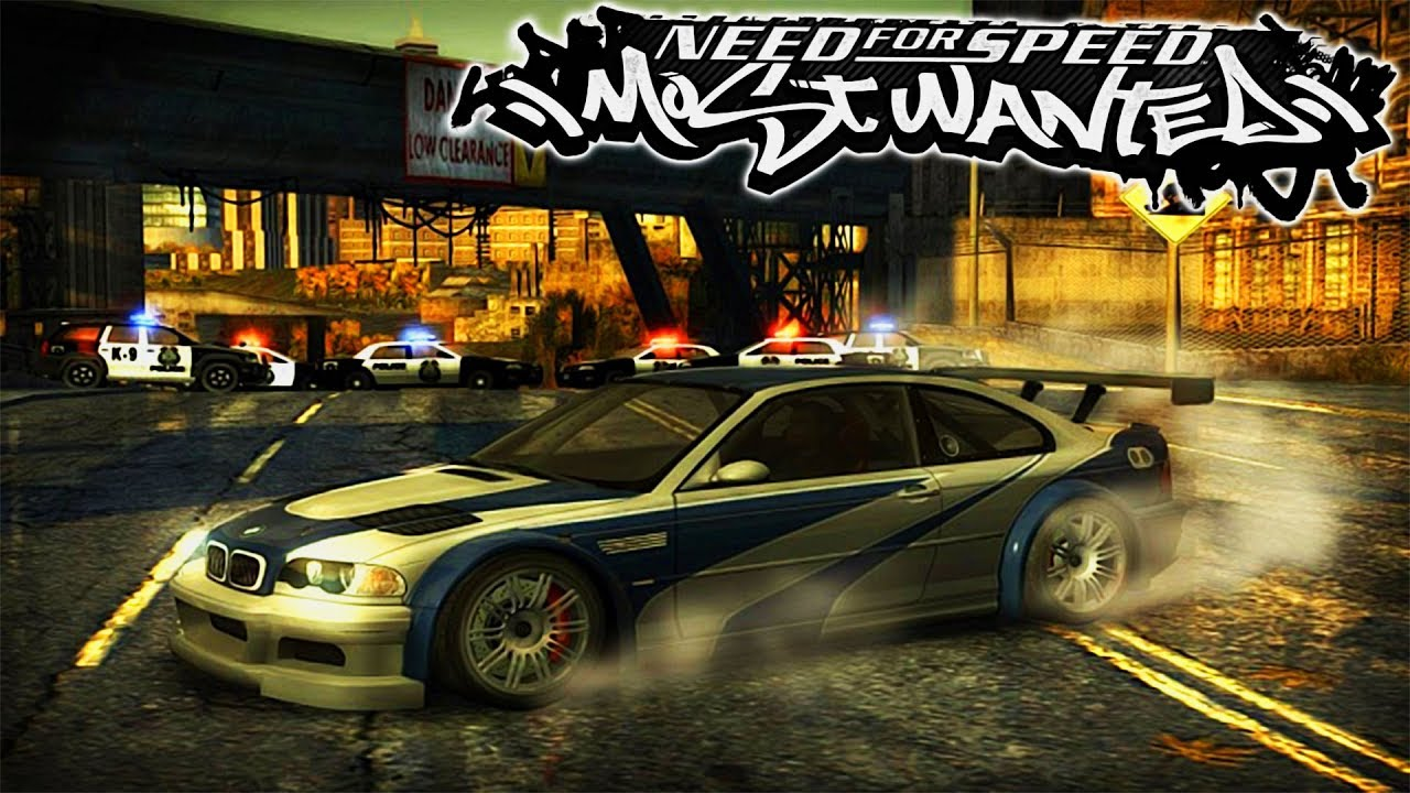 скачать Need for Speed Most Wanted