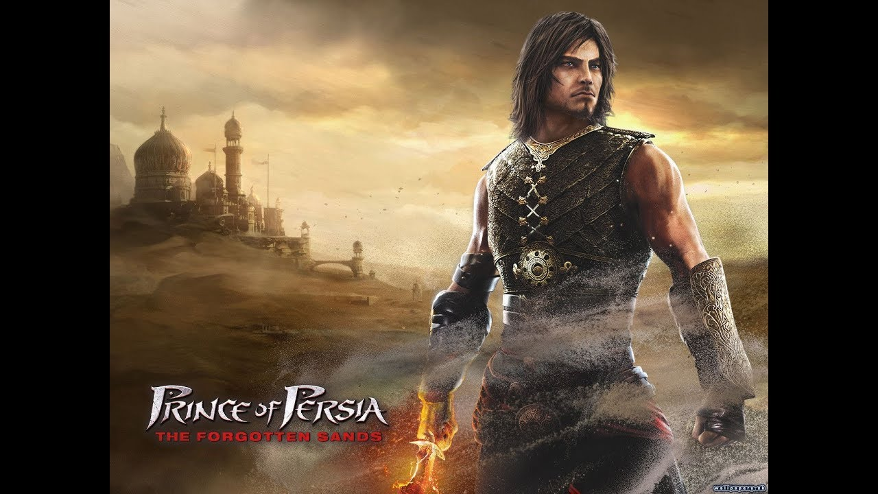 скачать Prince of Persia The Forgotten Sands