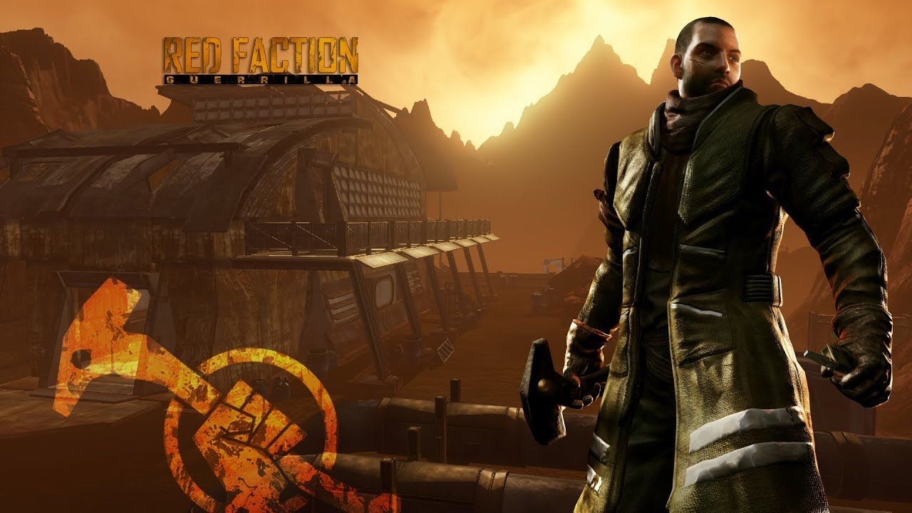 скачать Red Faction Guerrilla