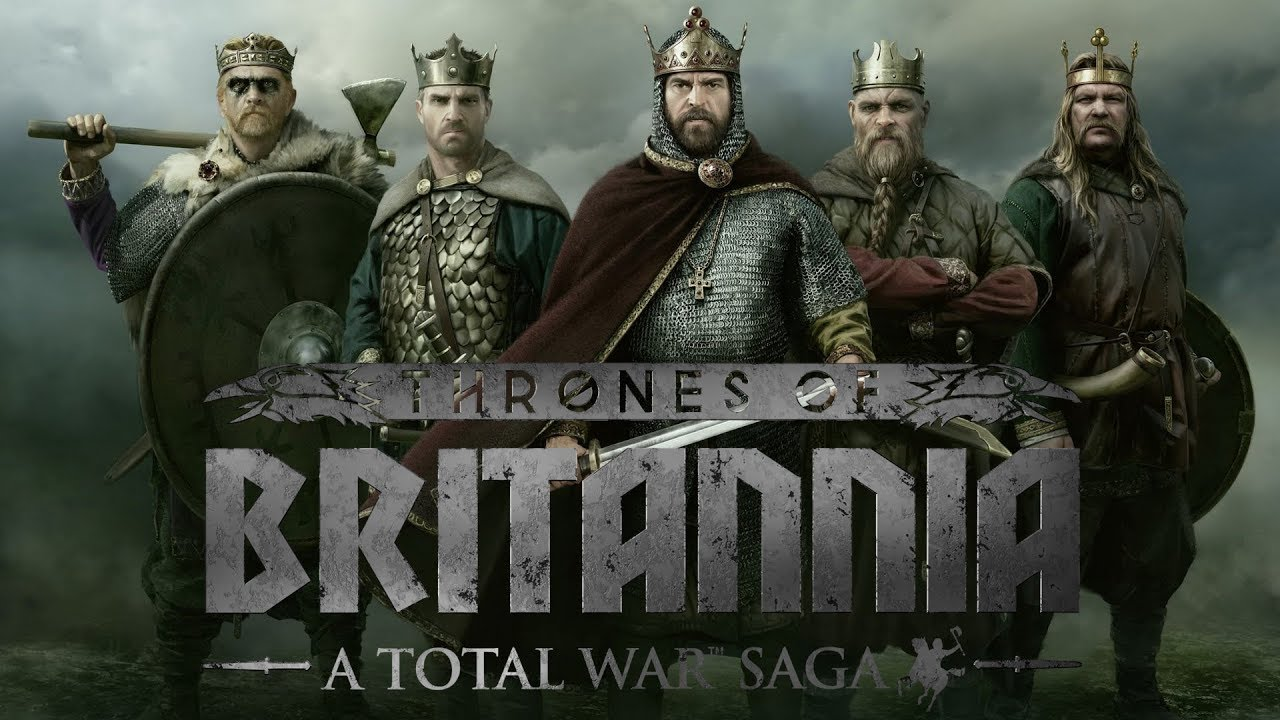 скачать Total War Saga: Thrones of Britannia