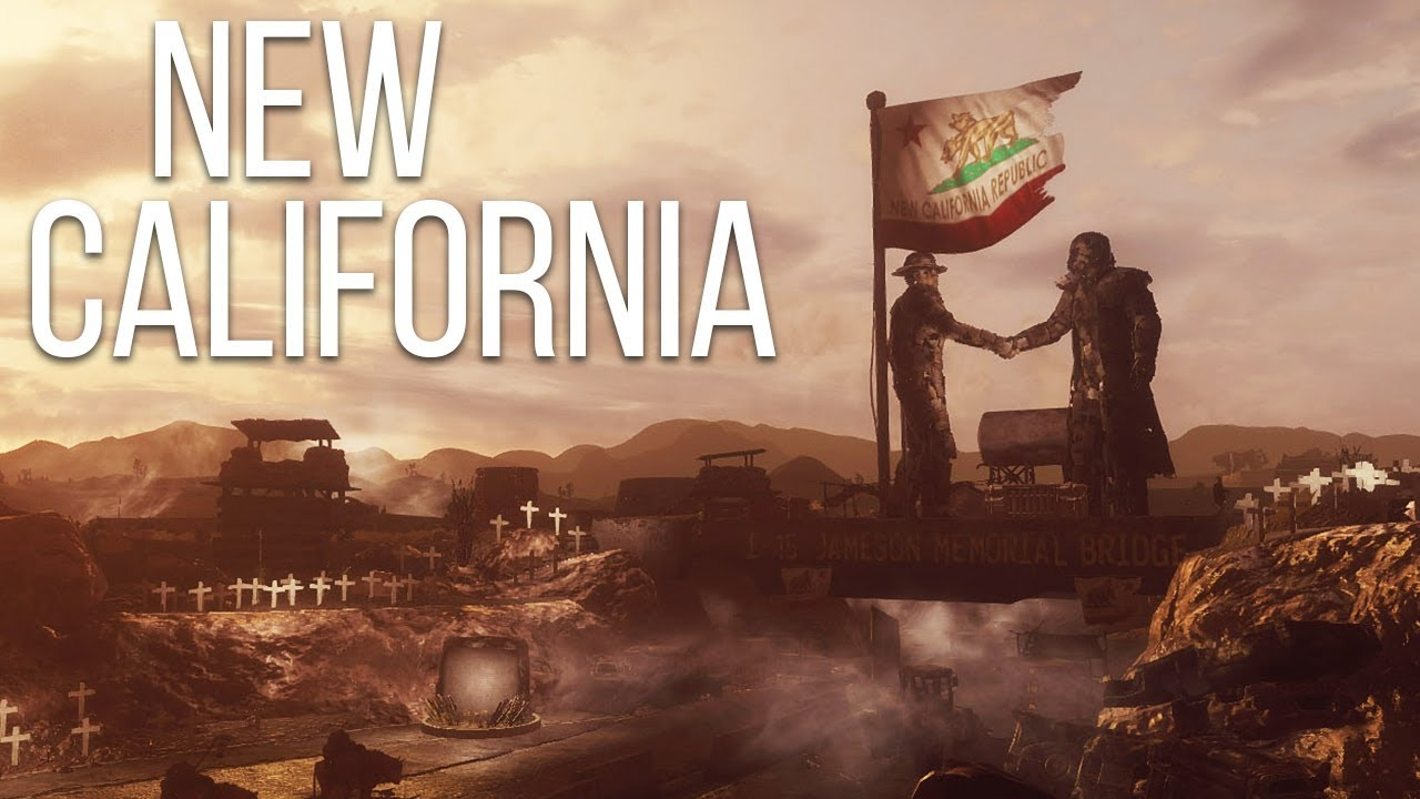 скачать Fallout new california