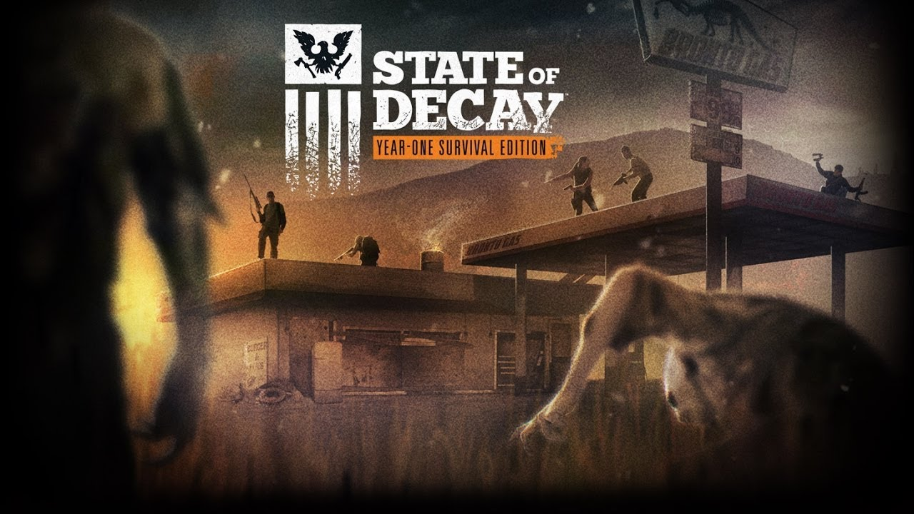скачать State of decay