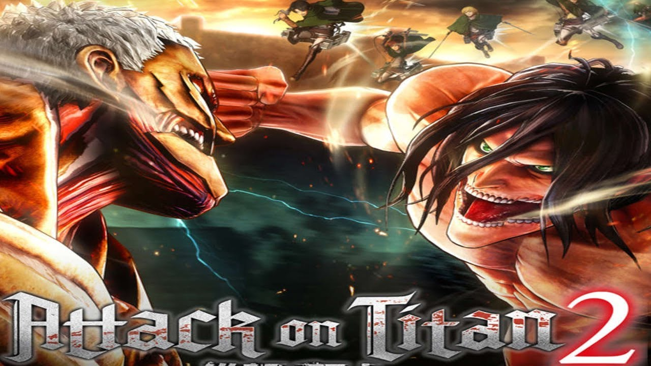 скачать Attack on Titan 2