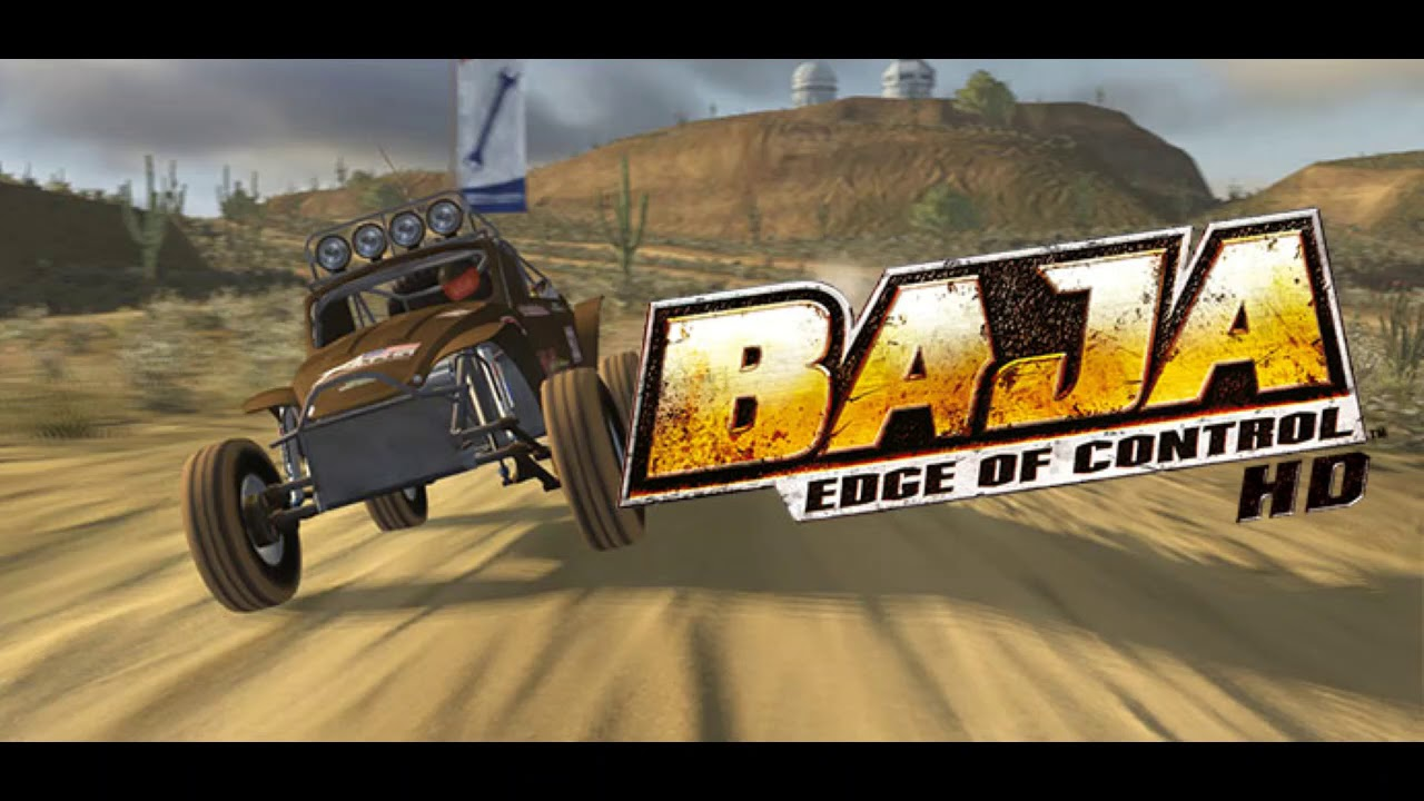 скачать BAJA: Edge of Control HD