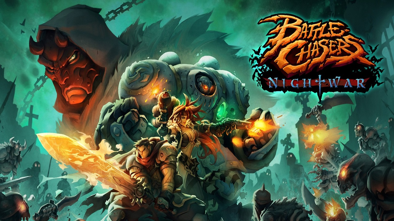 скачать Battle Chasers: Nightwar