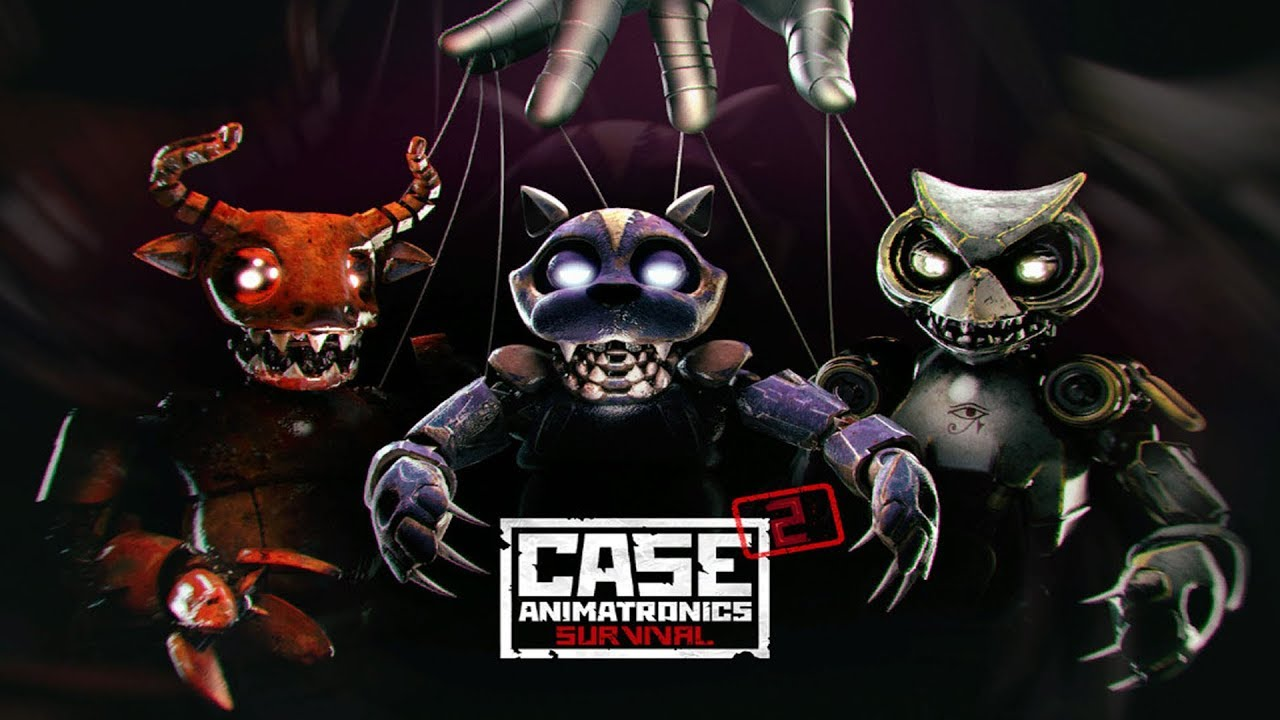 скачать CASE 2: Animatronics Survival