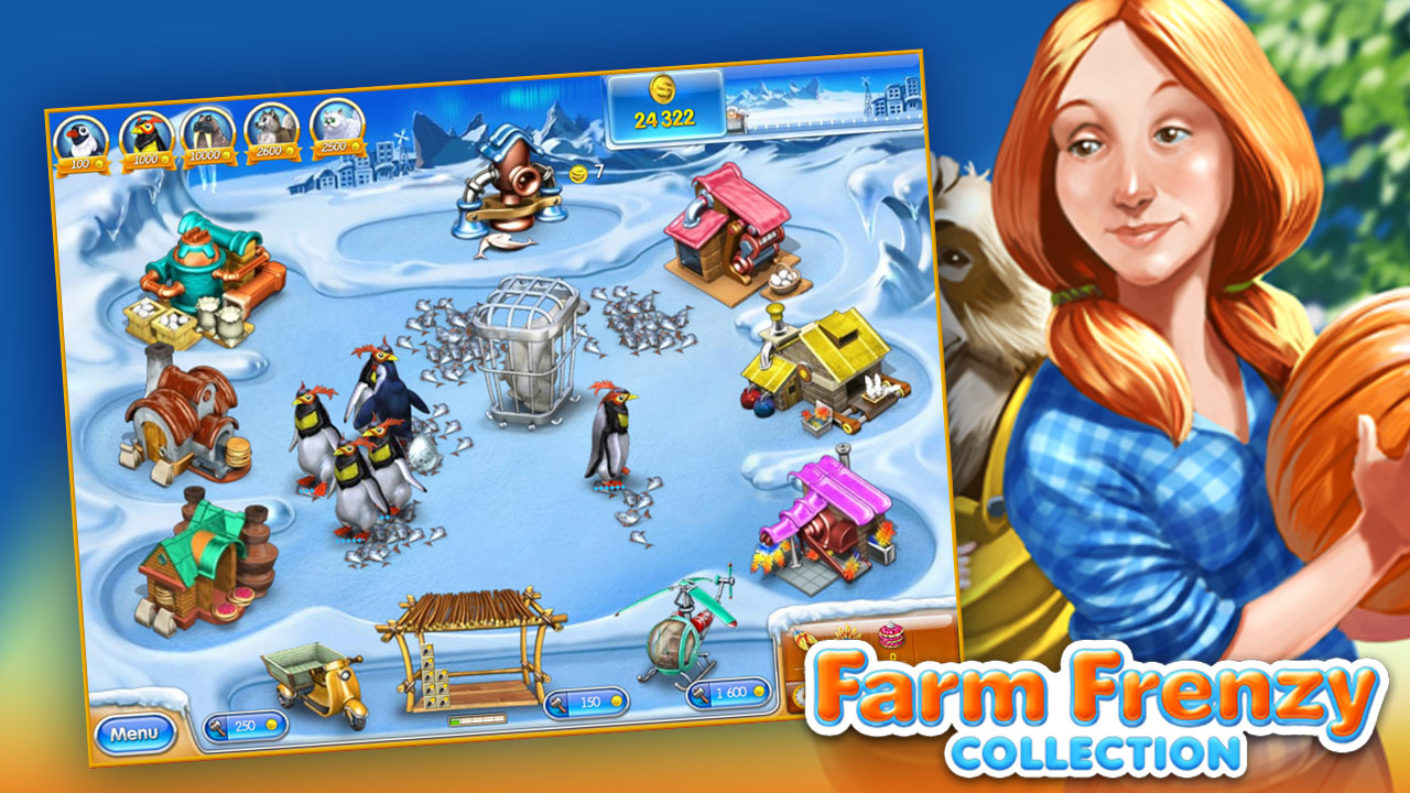 скачать Farm Frenzy Collection