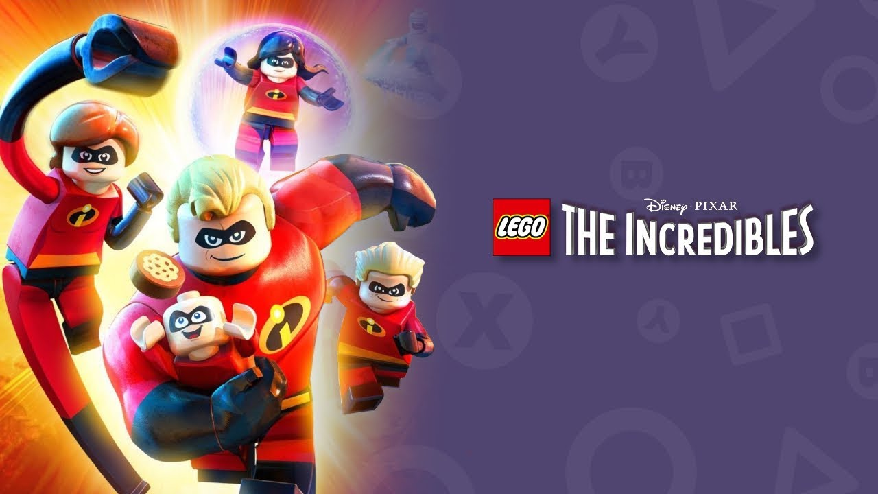 скачать LEGO The Incredibles