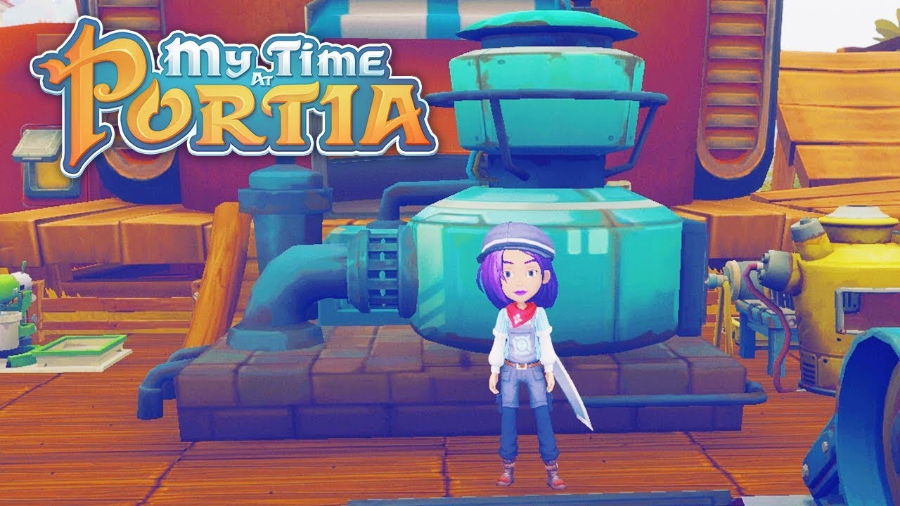 скачать My Time At Portia