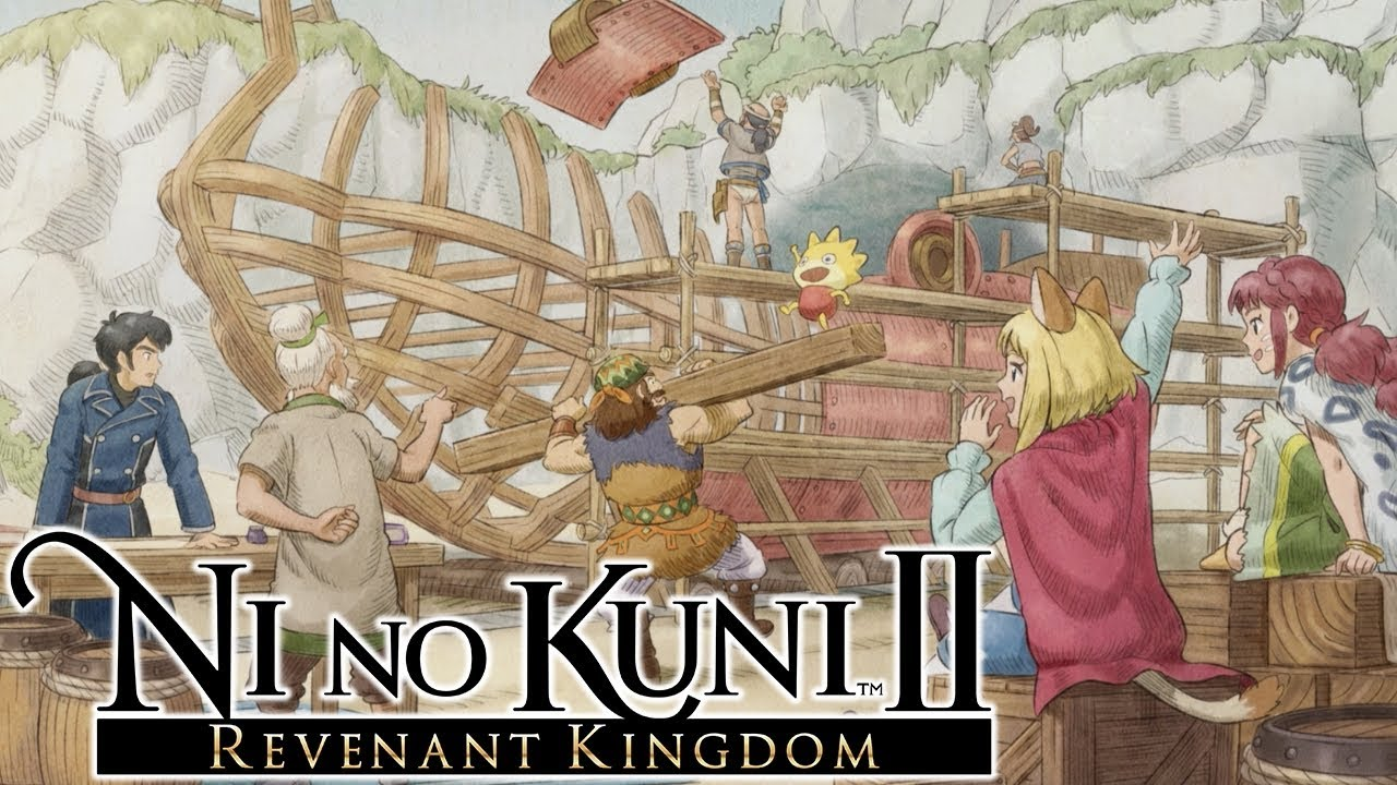 скачать Ni no Kuni 2: Revenant Kingdom