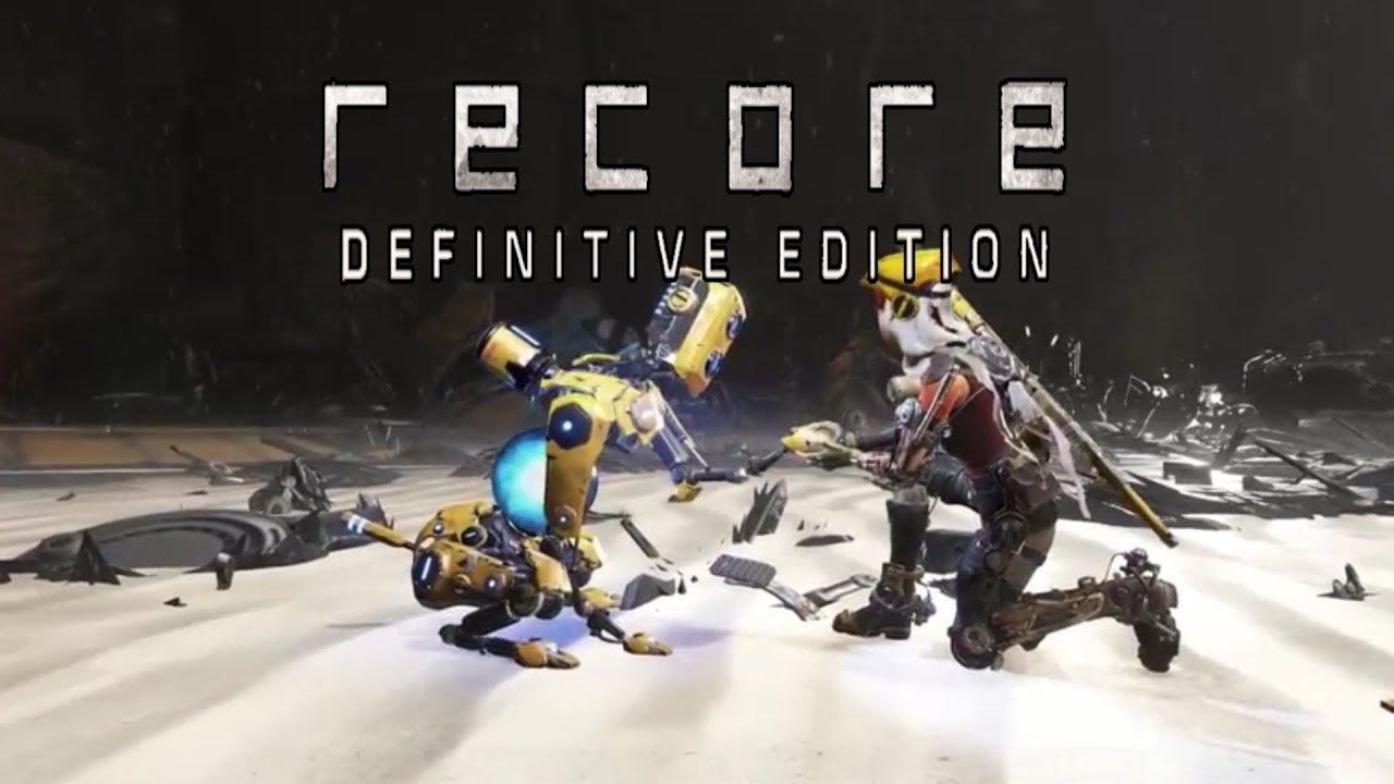 скачать ReCore: Definitive Edition