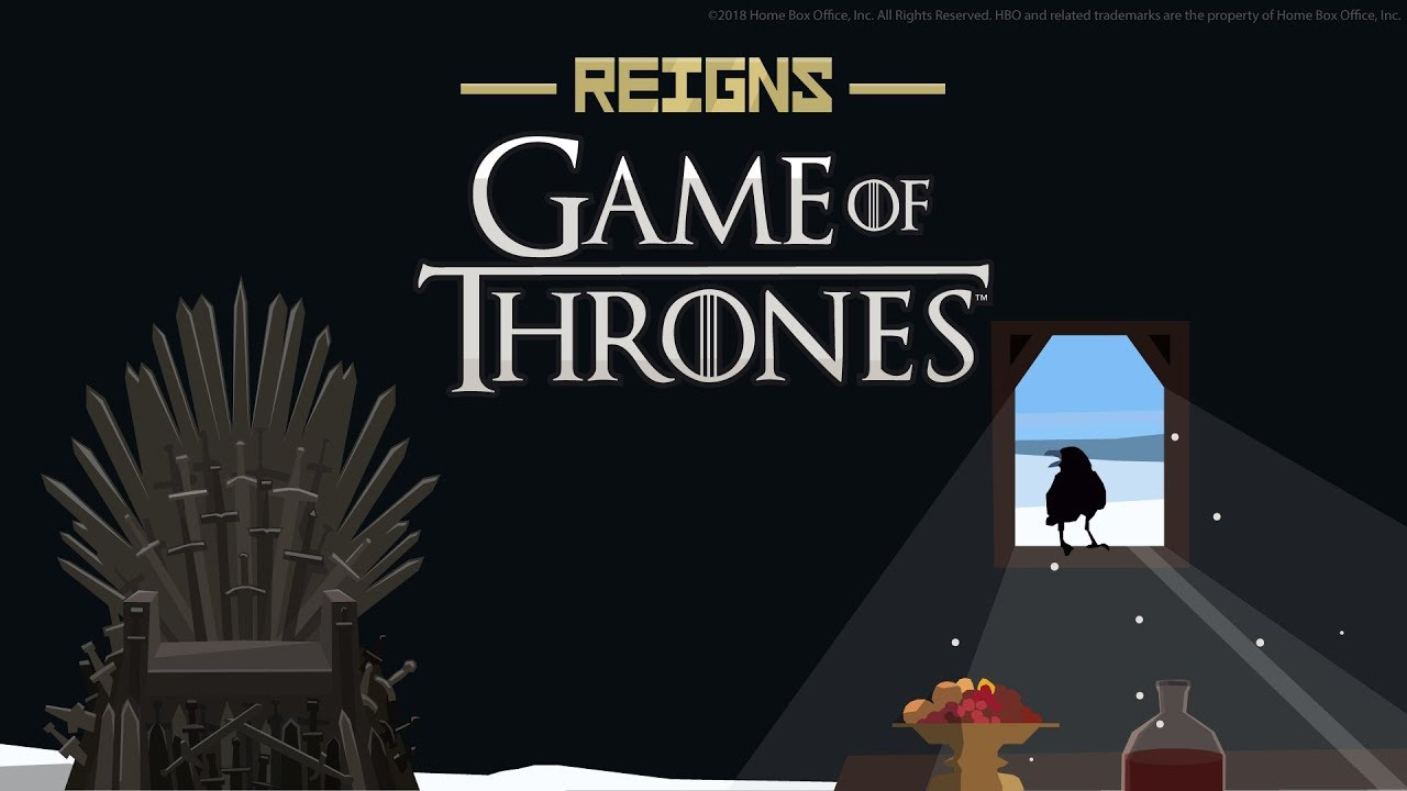 скачать Reigns: Game of Thrones