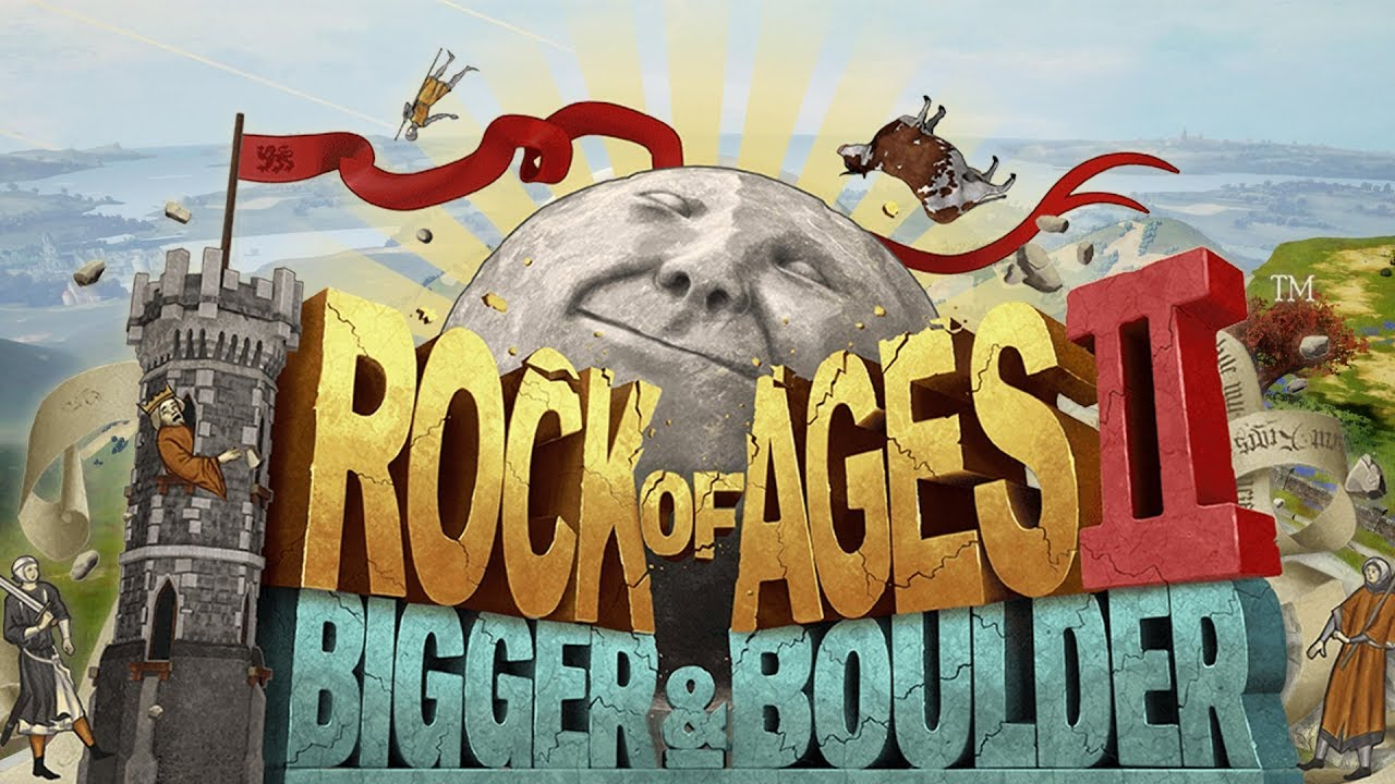 скачать Rock of Ages 2: Bigger & Boulder