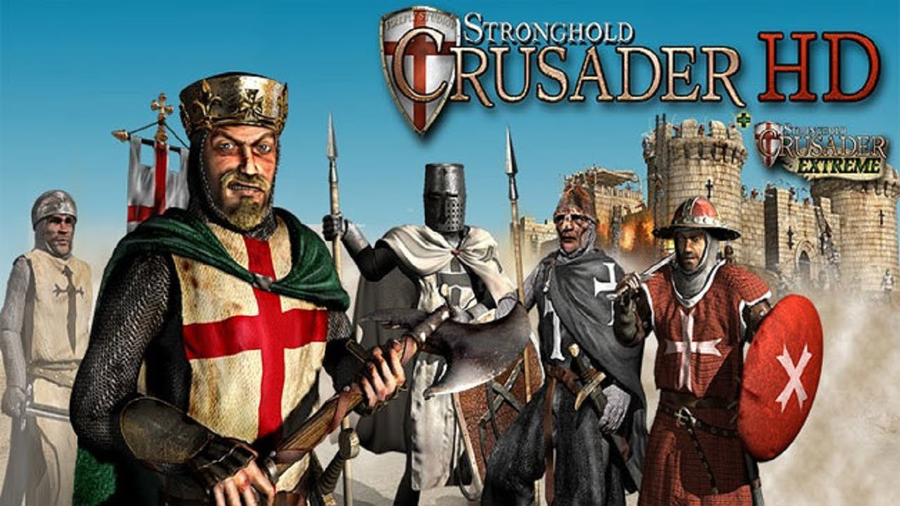 скачать Stronghold Crusader HD