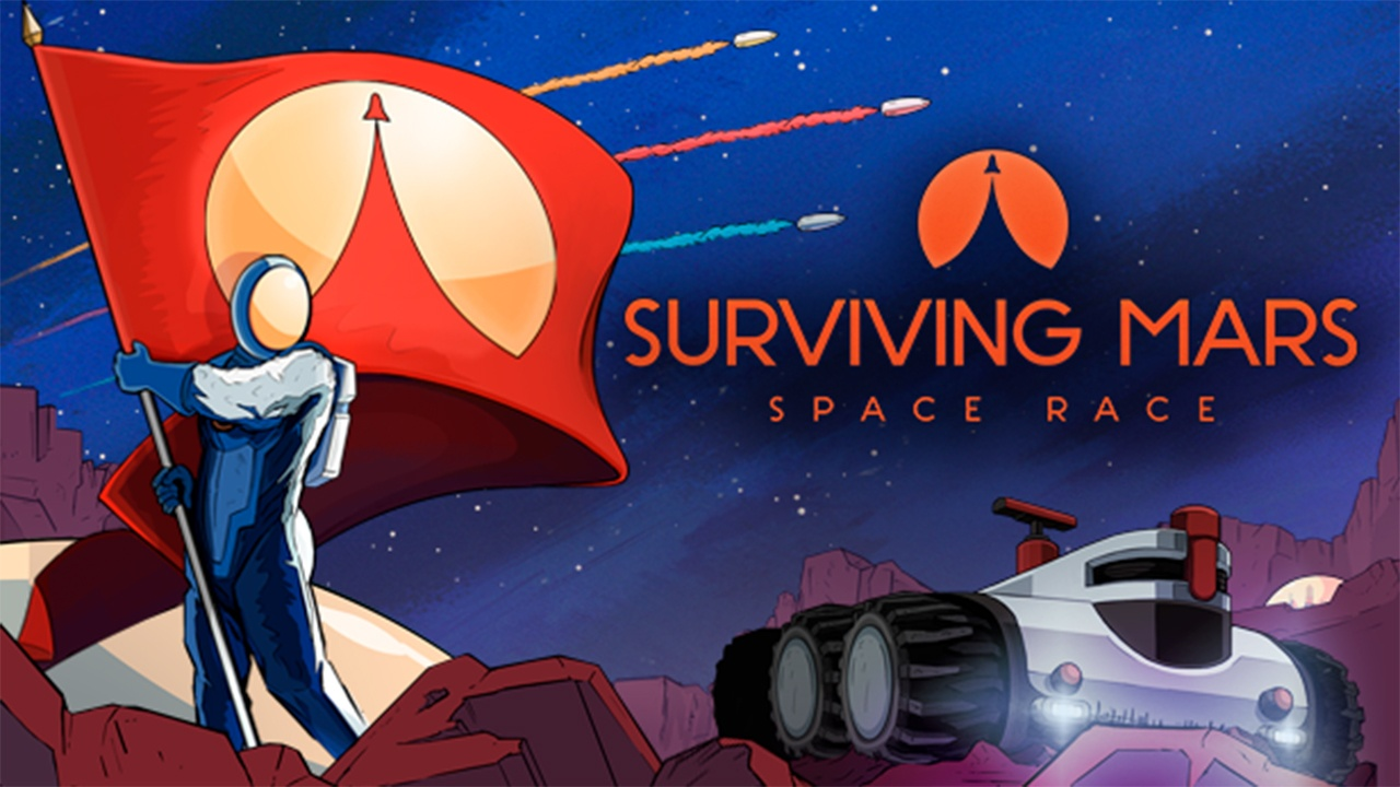 скачать Surviving Mars: Space Race