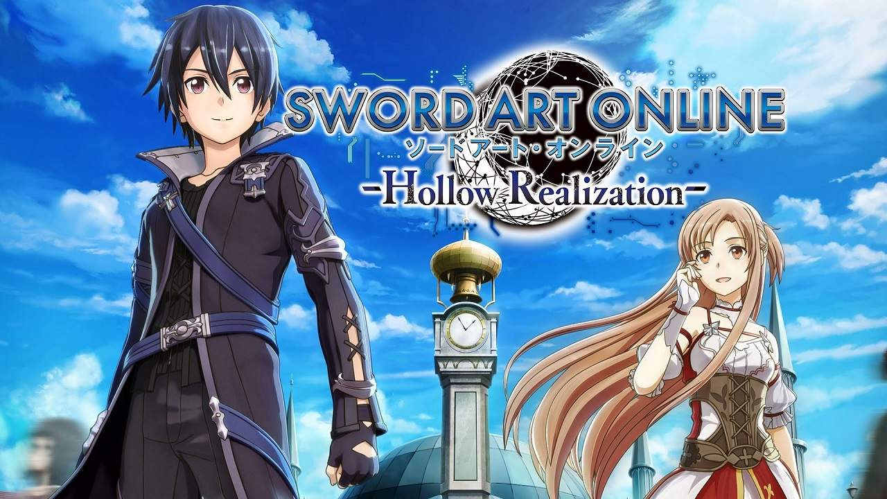 скачать Sword Art Online: Hollow Realization Deluxe Edition