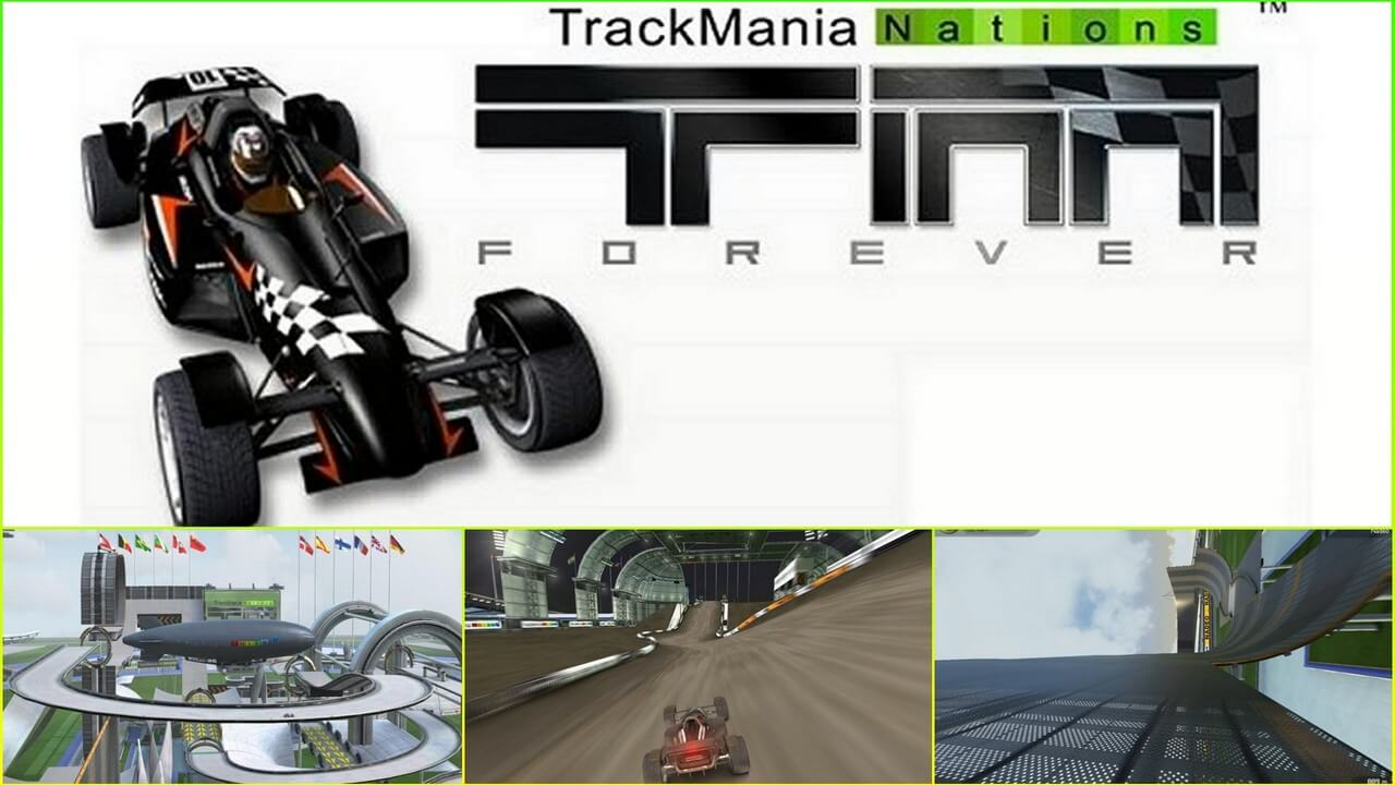 скачать TrackMania Nations Forever