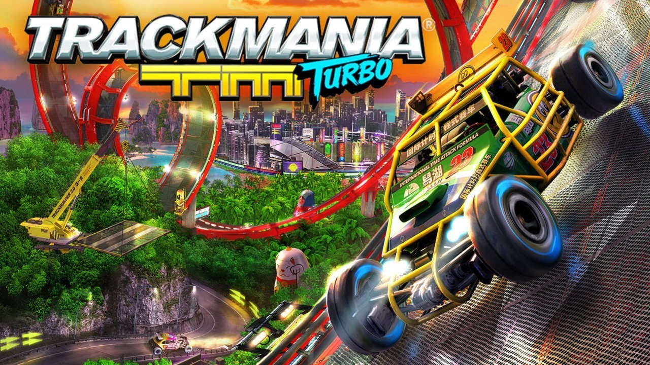 скачать Trackmania Turbo