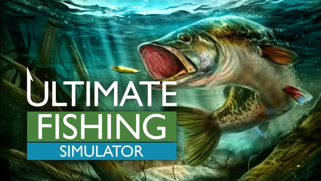 скачать Ultimate Fishing Simulator