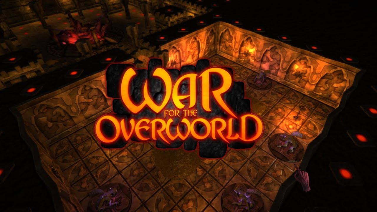 скачать War for the Overworld