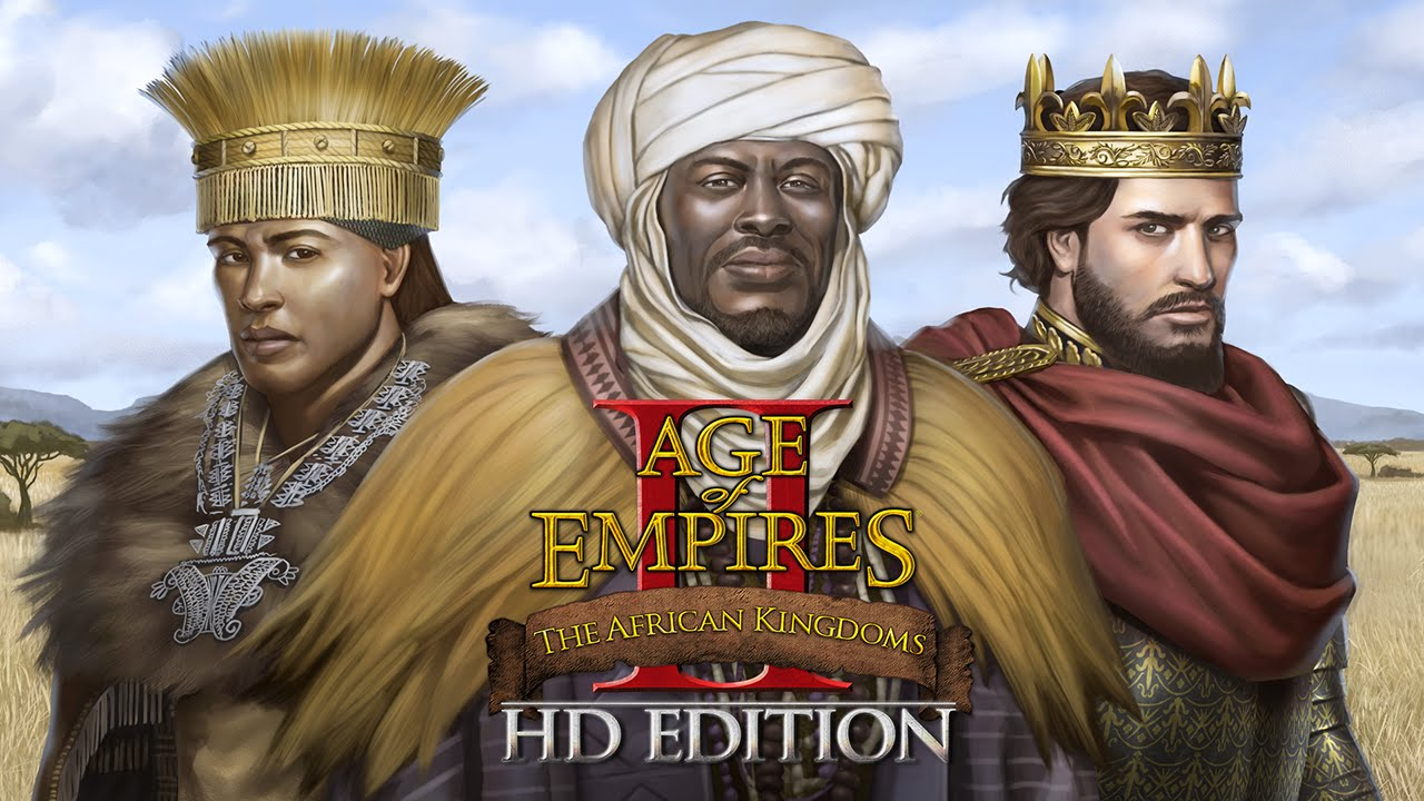 скачать Age of Empires 2: HD Edition