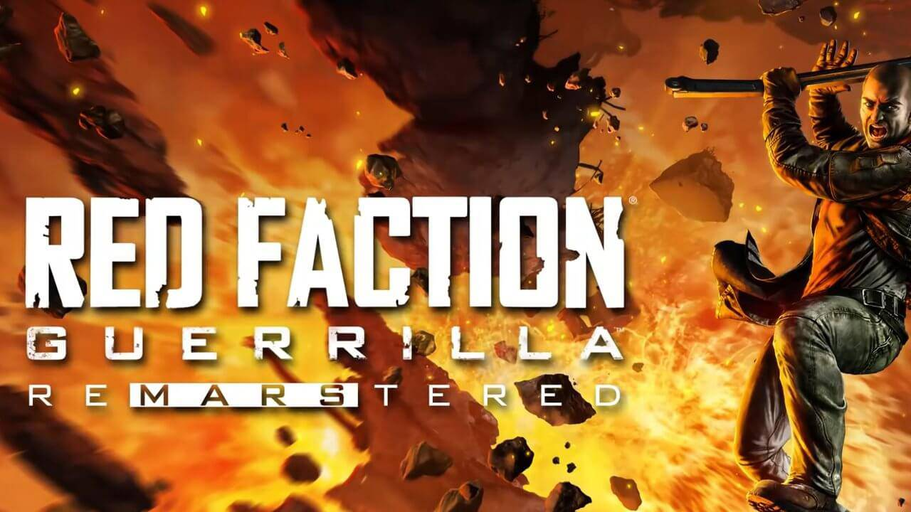 скачать Red Faction Guerrilla Re-Mars-tered